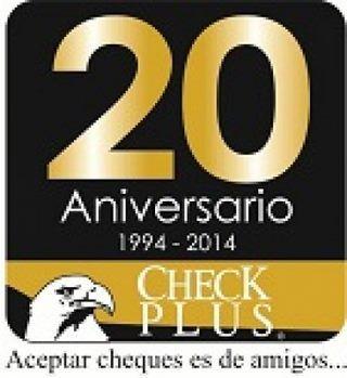 CHECK PLUS _ Cd. Juarez_ GARANTIZA EL COBRO DE LOS CHEQUES QUE RECIBAS POR VENTA