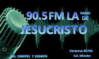 LA RADIO DE JESUCRISTO 90.5 FM