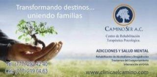 Tratamiento para adicciones y salud mental