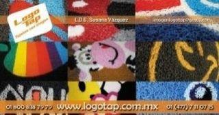 Tapetes personalizados LogoTap