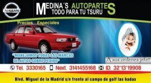 Medinas Autopartes Manzanillo