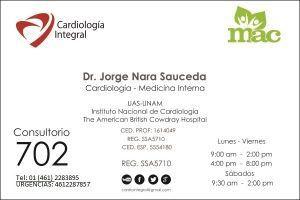 Cardiólogo Celaya